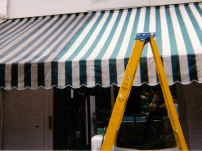 Awning Cleaning The Awning Doctor